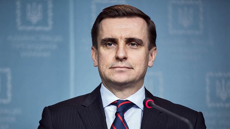 Заместитель главы администрации президента Украины Константин Елисеев