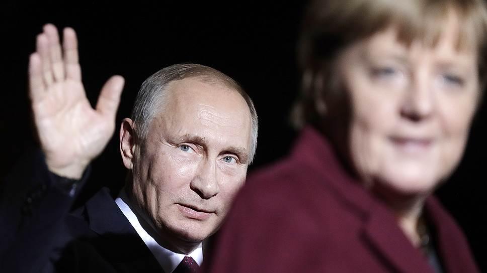 О чем говорили лидеры «Нормандской четверки» во время встречи в Берлине