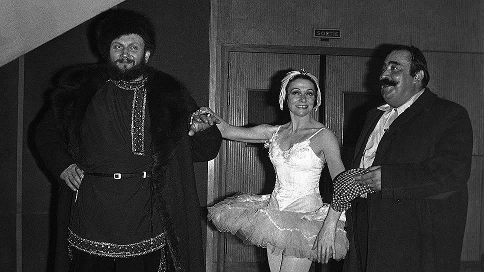 Балерина Иветт Шовире