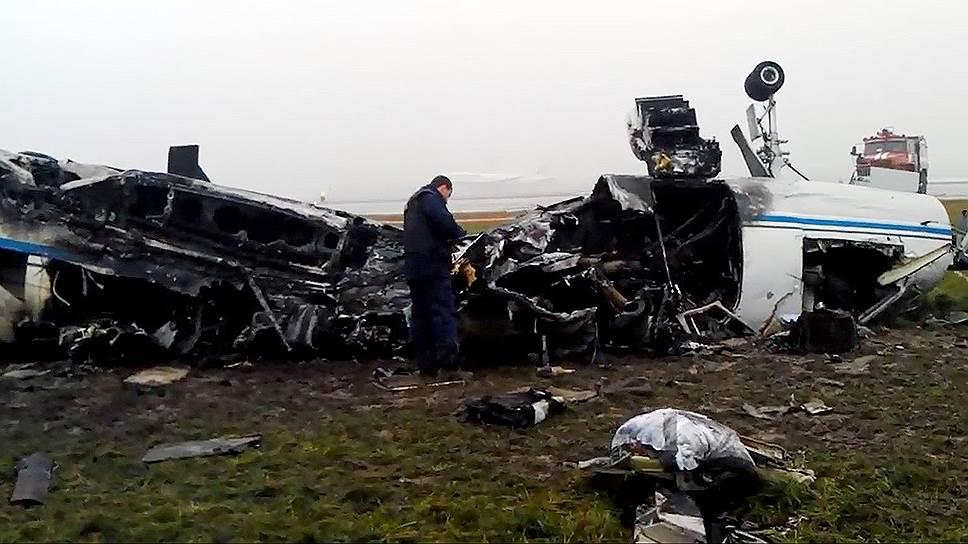 Как МАК завершил расследование катастрофы Falcon