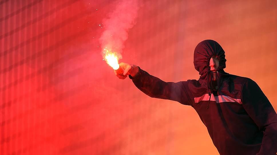 Как столкновения болельщиков в Воронеже признали хулиганством