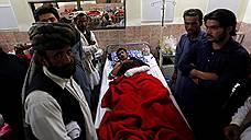 «Исламское государство» отметилось в Пакистане