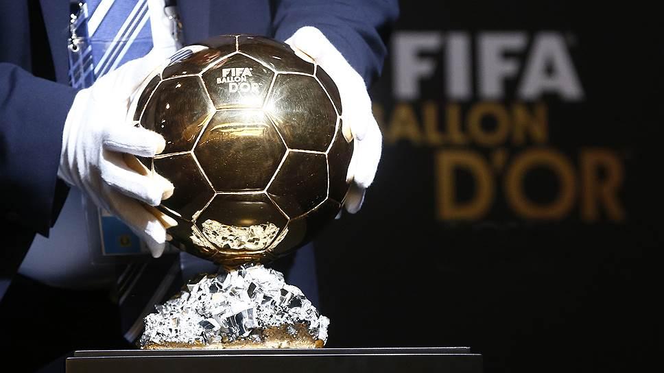 Кто претендовал на «Золотой мяч»