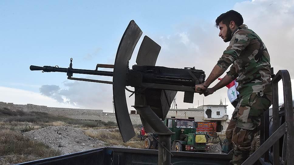 Почему бомбить Алеппо пока не будут