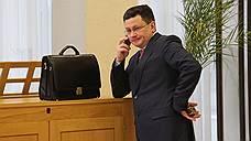 На пермского министра вышли по обходной дороге