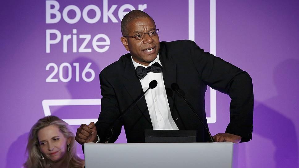 Кому досталась Букеровская премия в 2016 году