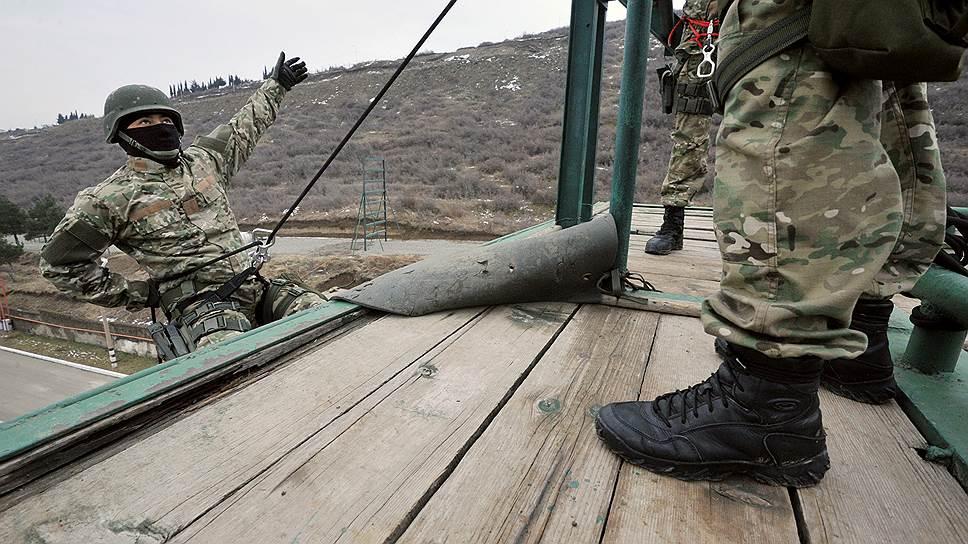 Как осетинским военным подбирают базу поближе