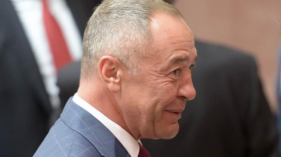 Бывший министр печати правительства РФ Михаил Лесин