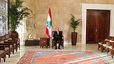 Ливанского генерала разжаловали в президенты