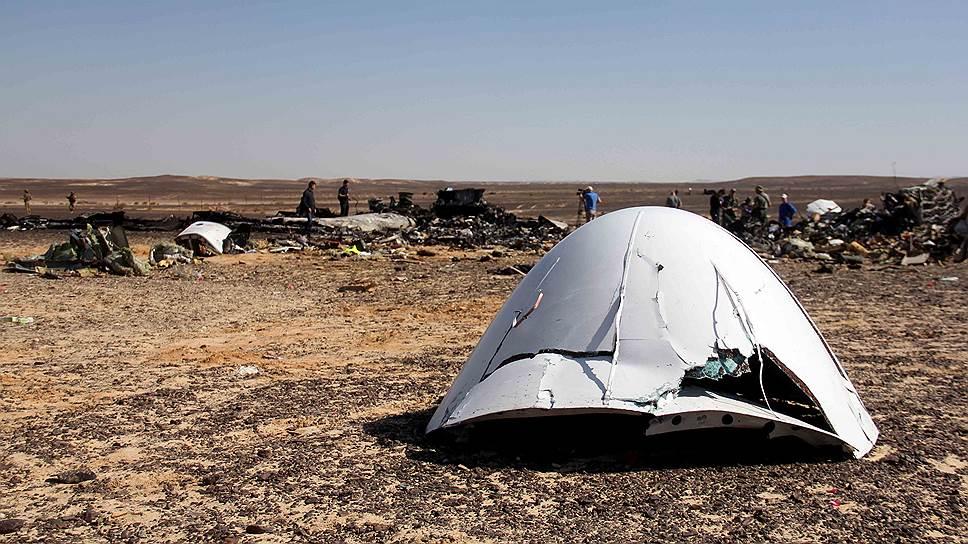 Как взрыв на борту A321 изменил отношения России и Египта
