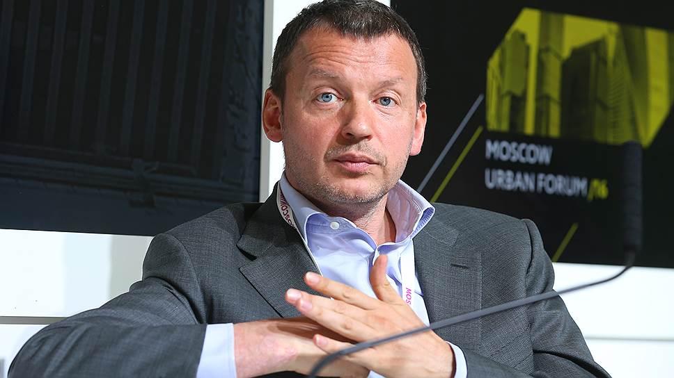 Бизнесмен Сергей Гордеев