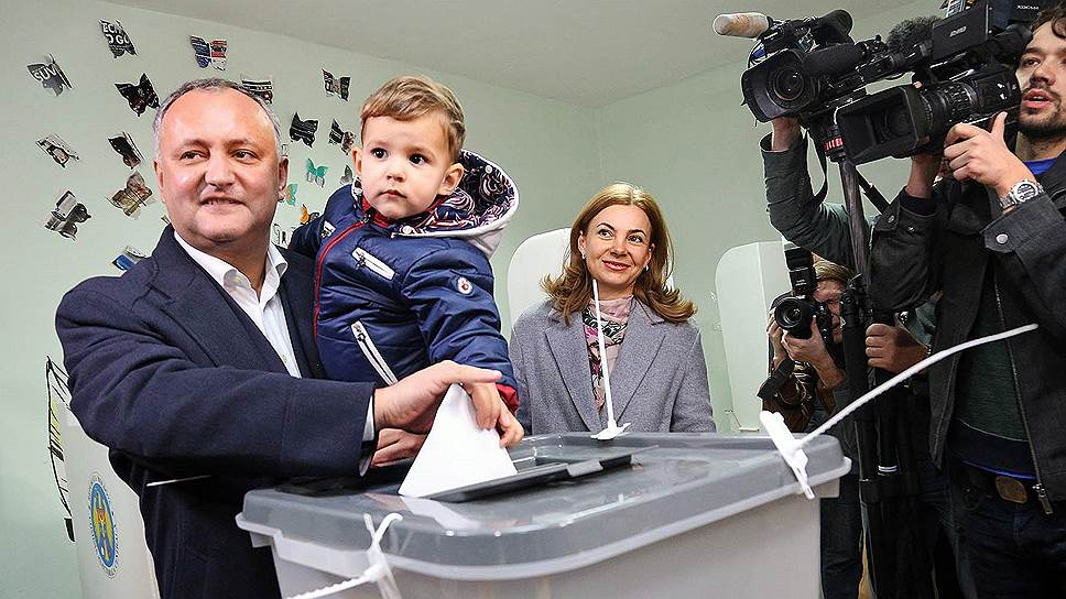 Как прошел первый тур президентских выборов в Молдавии