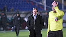 «Крылья Советов» расстались с бельгийским тренером