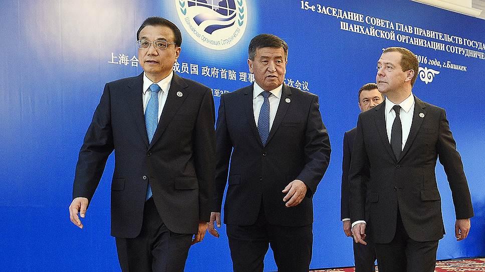 Какие планы у ШОС по расширению внешних связей союза