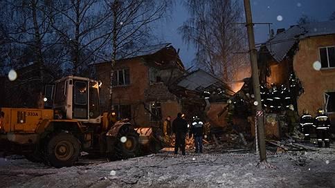 Взрыв застал жильцов спящими  / В Иваново под завалами обрушившегося дома погибли шесть человек