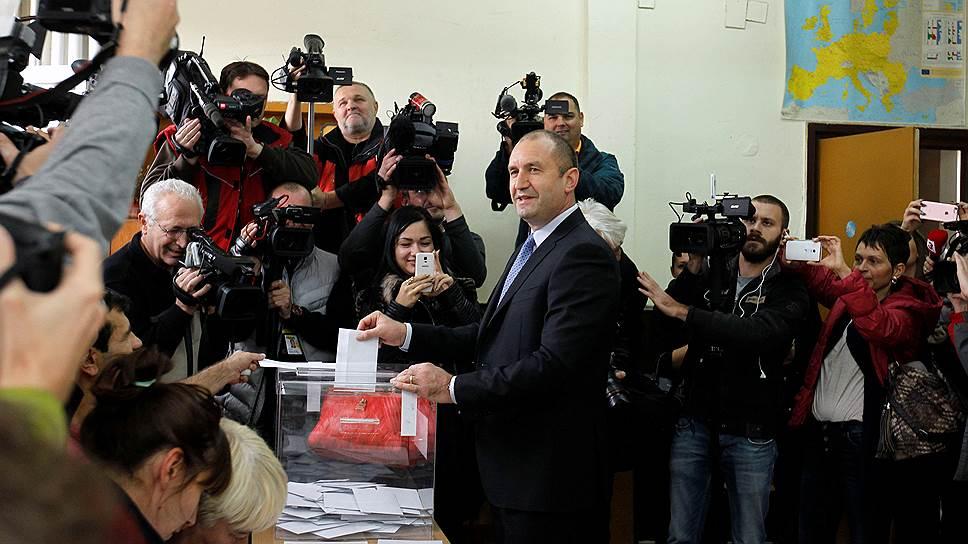 Как прошел первый тур голосования в Болгарии