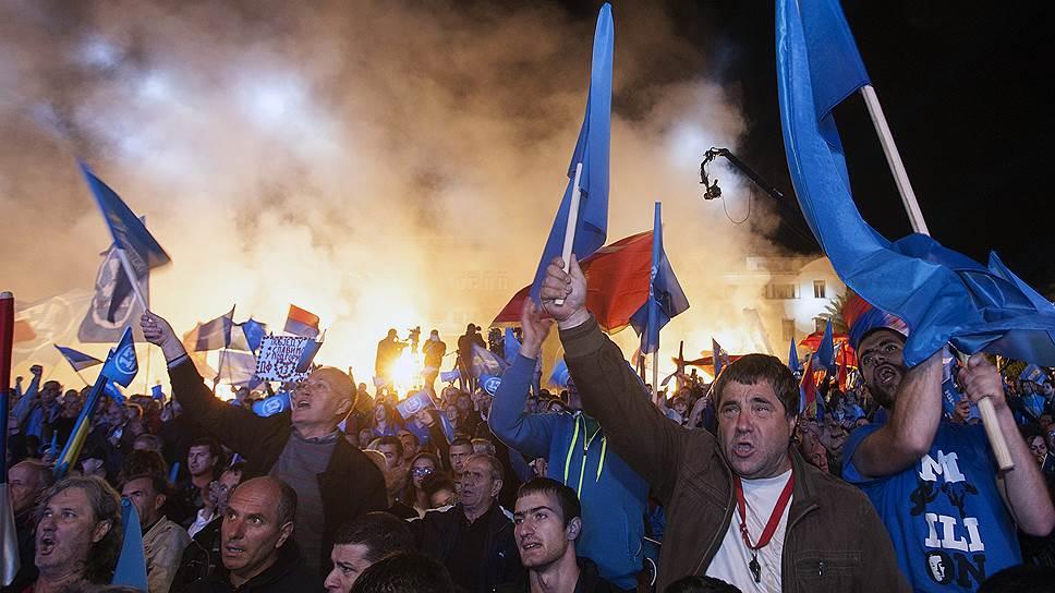 Как в Черногории обнаружили след националистов из России