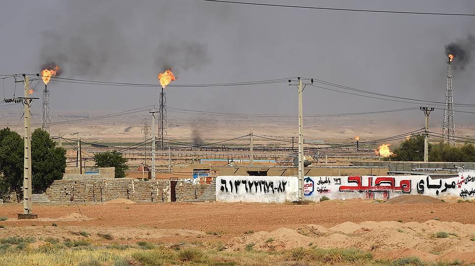 Почему Иран ждет российских нефтяников