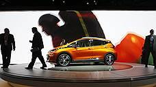 Chevrolet бросает вызов Tesla