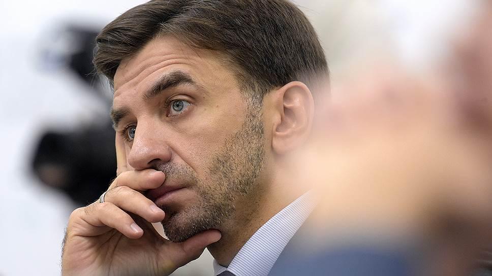 Бывший министр Открытого правительства России Михаил Абызов