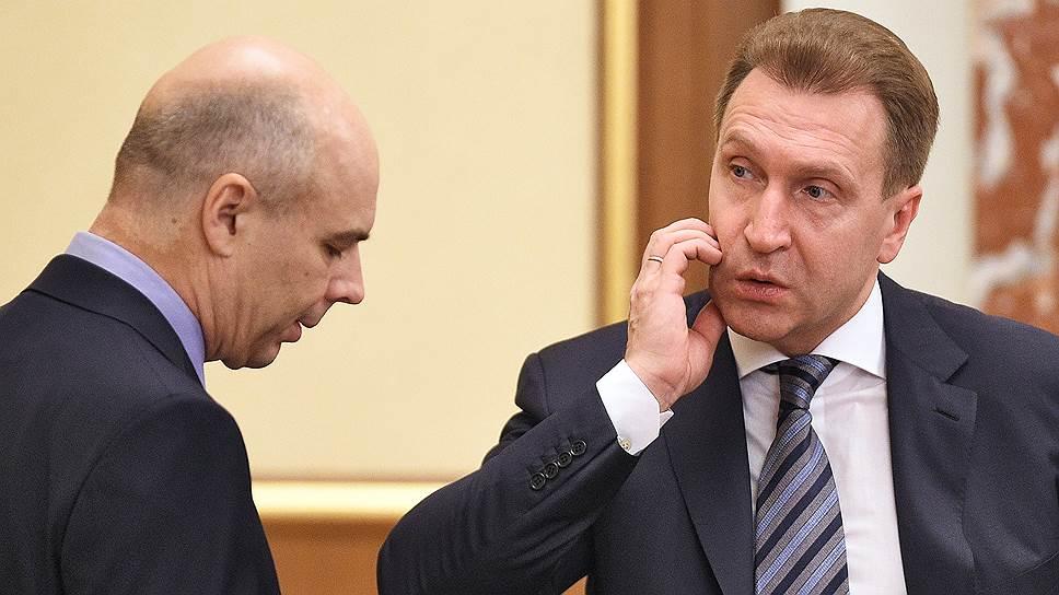 Белый дом без Алексея Улюкаева старается работать как ни в чем не бывало