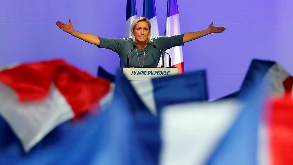 Как букмекеры оценивают шансы Марин Ле Пен занять президентское кресло