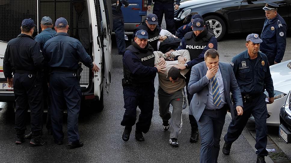 Кого из россиян прокуратура Черногории считает организаторами путча