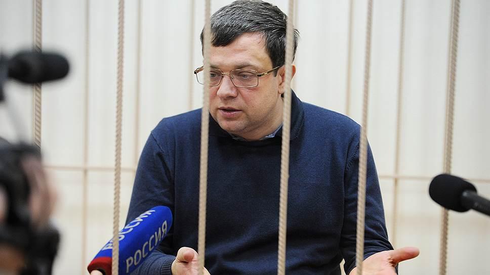 Исполняющий обязанности первого заместителя губернатора Кемеровской области Александр Данильченко