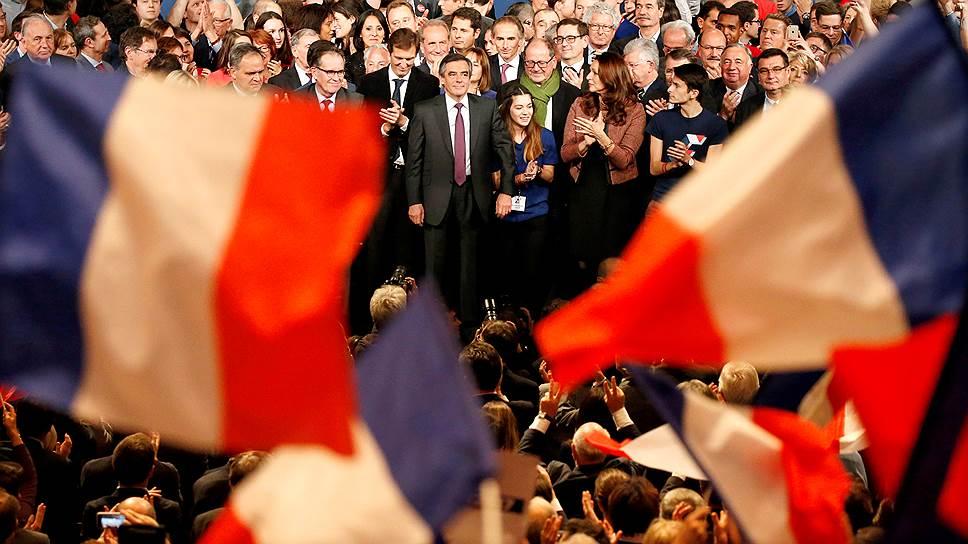 Как во Франции проходил первый тур праймериз правоцентристов