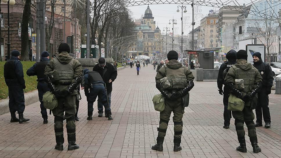 Как Украина отметила третью годовщину Майдана