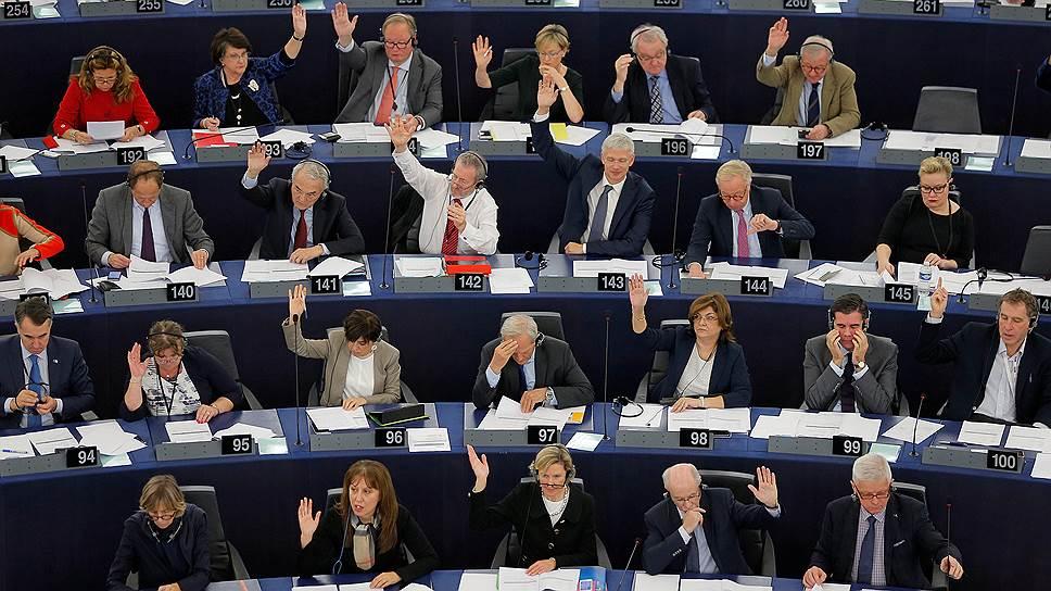 Как Европарламент искал защиту от «российской пропаганды»
