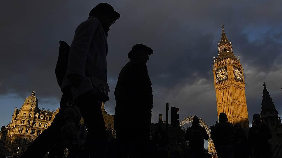 Министерство финансов Великобритании понизило прогноз экономического роста на два года