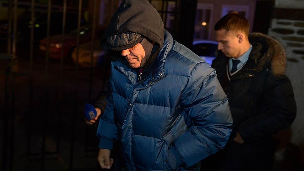 Как был задержан генерал ФСО Геннадий Лопырев
