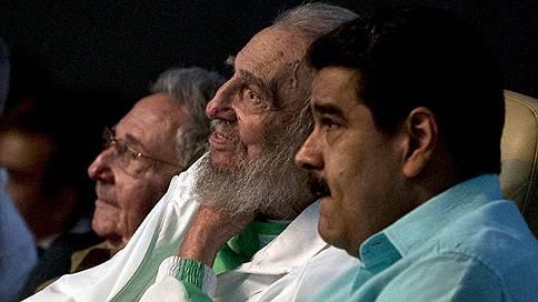 «Фидель уходит в бессмертие»  / Мировые лидеры выражают соболезнования в связи с кончиной команданте