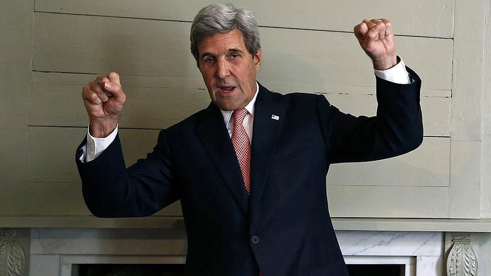 Джон Керри намерен достичь соглашения с Россией по Сирии до смены администрации президента США