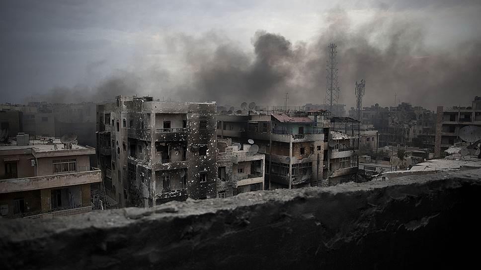 Как в битве за Алеппо наметился коренной перелом