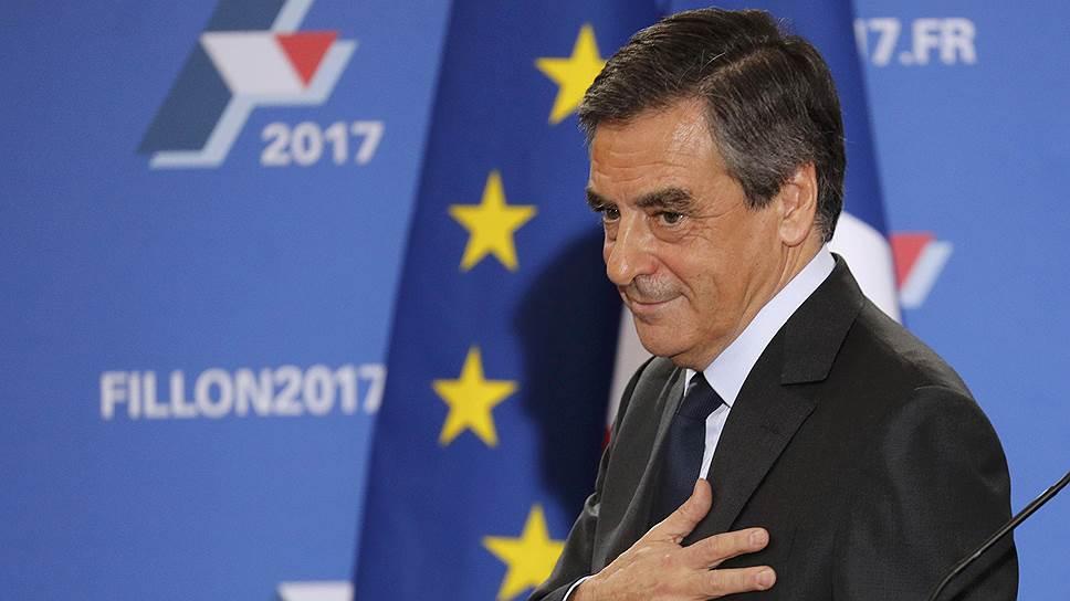 Как Франсуа Фийон открыл дорогу к президентскому креслу