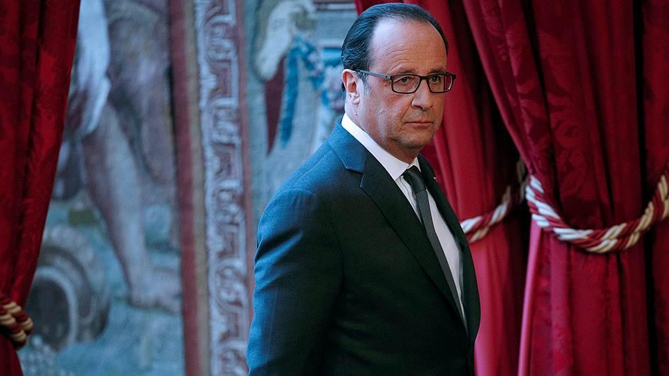 Как Франсуа Олланду искали преемника в партии