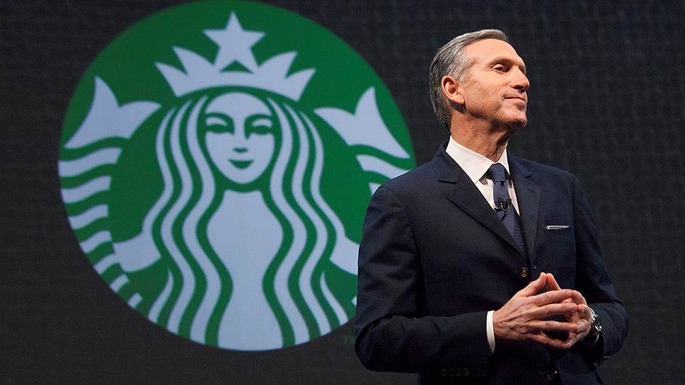 Чем займется глава Starbucks после отставки
