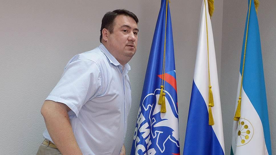 Депутат Госдумы от «Единой России» Рамзил Ишсарин