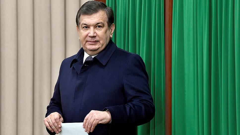 Как Шавкат Мирзиёев стал президентом Узбекистана