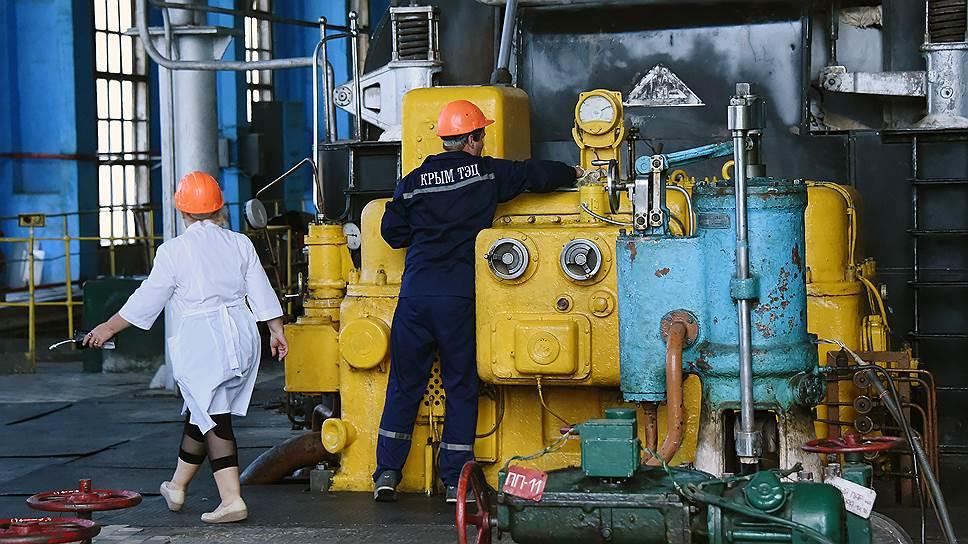 Почему Крыму не хватило газа