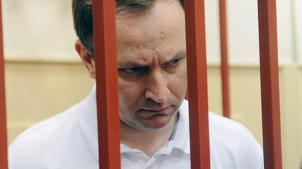 Как прокурор предложил приговорить экс-начальника ГУЭБиПК МВД к 22 годам колонии