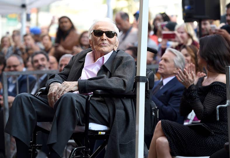 Актер умер 6 февраля 2020 года в возрасте 103 лет