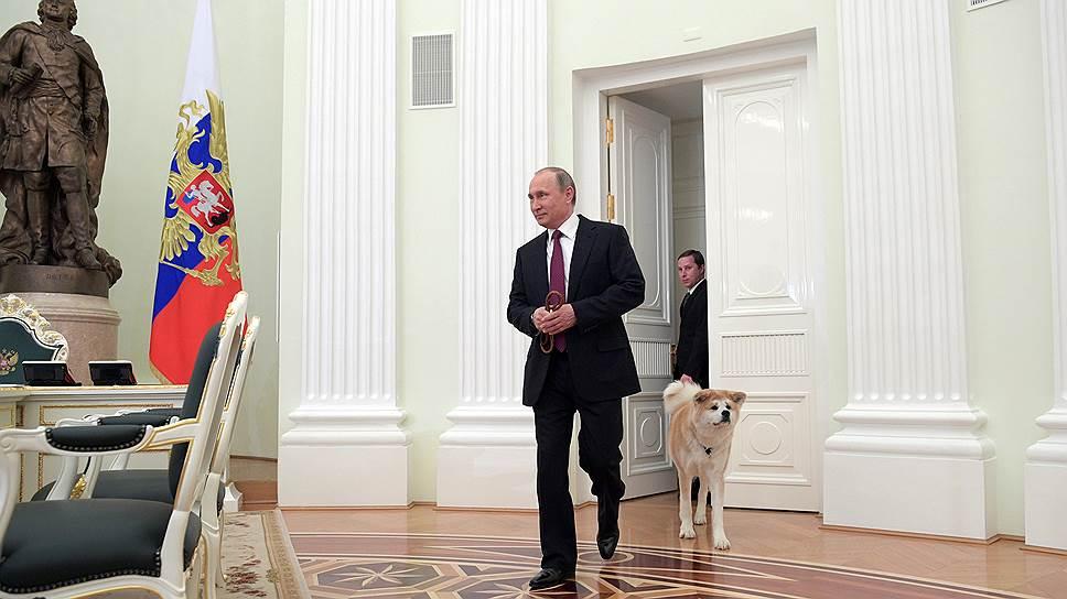 О чем говорил Владимир Путин с японскими журналистами накануне визита в Японию