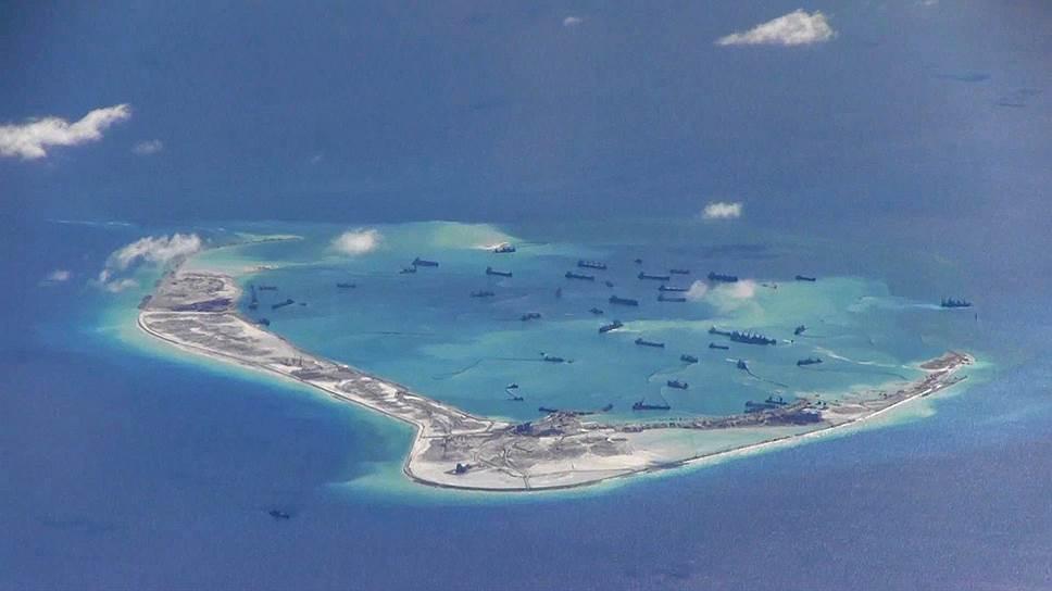 Десять крупнейших спорных островов