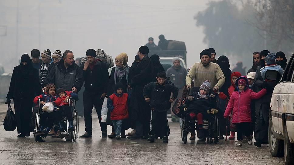 Как в Алеппо был восстановлен режим прекращения огня