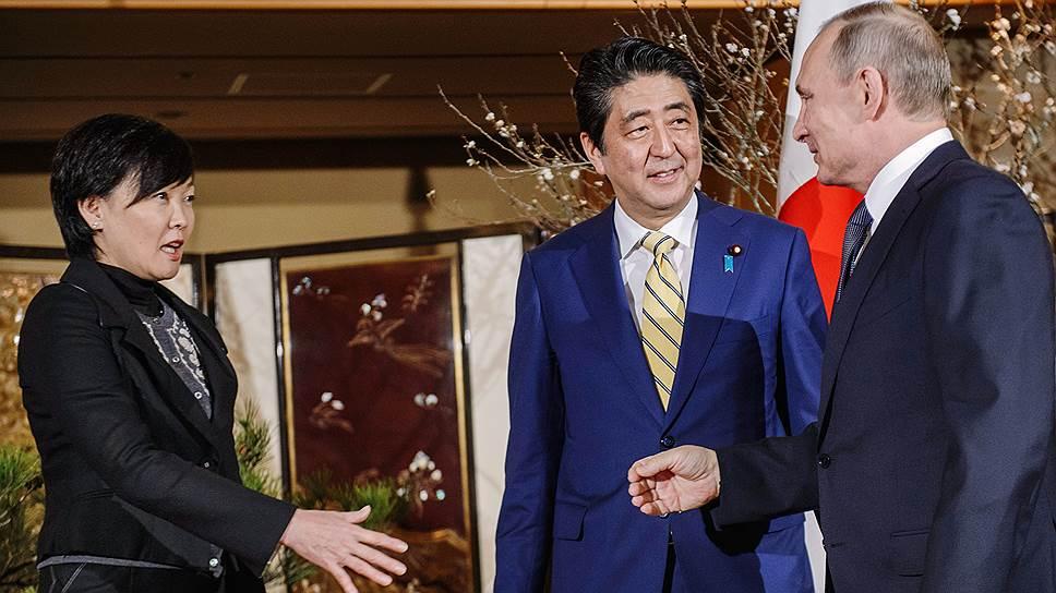 Что рассказал помощник премьера Японии об ожиданиях Токио от визита Владимира Путина
