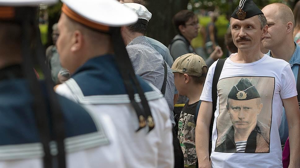 Владимиру Путину доверяют больше всех