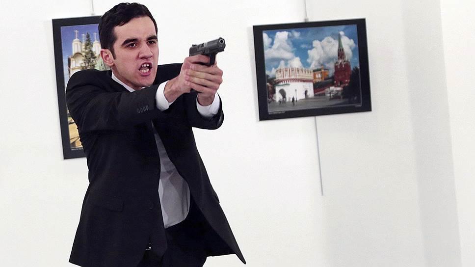 Как был убит посол России в Турции